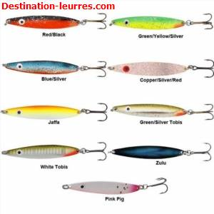 Cuillère hansen fight lures
