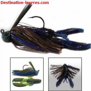 Jig bs fishing blue bayou