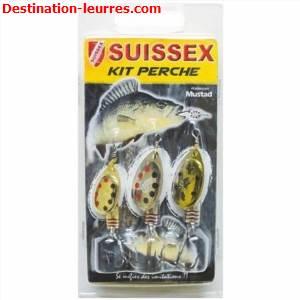 Kit cuiller suissex special perche