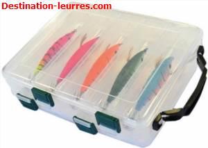 Kit de turlutte clee squid master glow