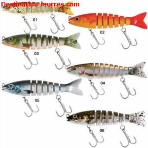 Leurre coulant quantum specialist yuwaku wobbler trout squad 42g
