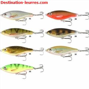Leurre coulant savage gear 3d roach jerkster