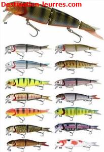 Leurre coulant savage gear 4play herring lip lures