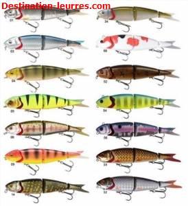 Leurre coulant savage gear 4play herring swim et jerk