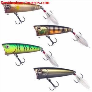 Leurre flottant fish arrow best popper
