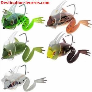 Leurre flottant river2sea diver frog