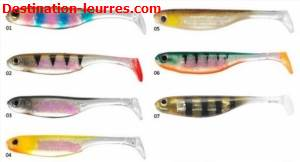 Leurre souple berkley powerbait gotam shad