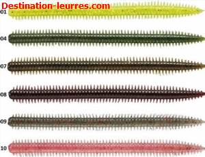 Leurre souple performance baits spiny crawler