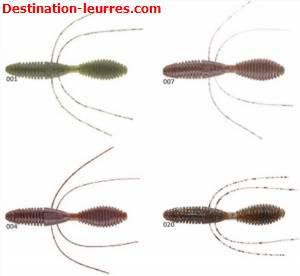 Leurre souple reins slip in bug