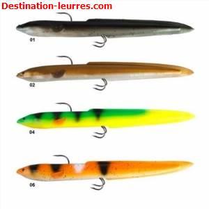 Leurre souple savage gear real eel slug