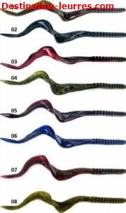 Leurre souple v&m wild thang worm