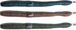 leurre souple worm