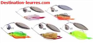 Spinnerbait dubreuil hart diamond
