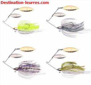Spinnerbait fish arrow best spinnerbait