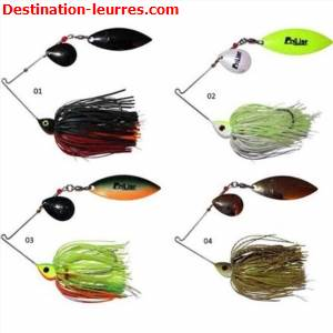 Spinnerbait phenix ceep water
