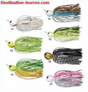 Spinnerbait smith vivace