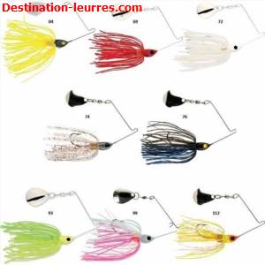 Spinnerbait strike king micro-king sb