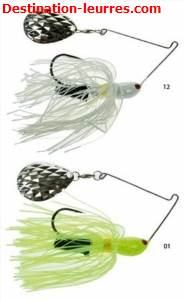 Spinnerbait strike king midnight special