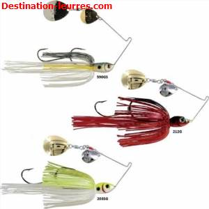 Spinnerbait strike king premier plus